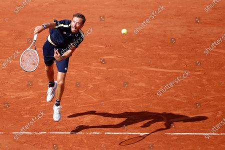 Editorial photo of 2021 French Open - Day Eight, Paris, France - 06 Jun 2021