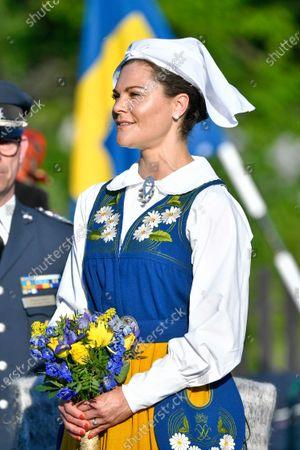National Day of Sweden, Stockholm