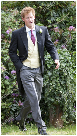 Stock Photo of Prince Harry