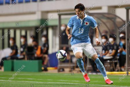 Editorial photo of International Friendly : Japan U-24 6-0 Ghana U-24, Fukuoka, Japan - 05 Jun 2021