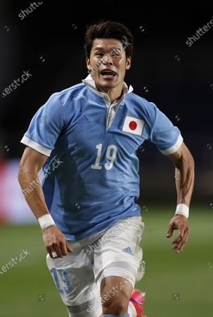 Hiroki Sakai (JPN) - Football / Soccer : International friendly match between Japan 6-0 Ghana at Best Denki Stadium in Fukuoka, Japan.
