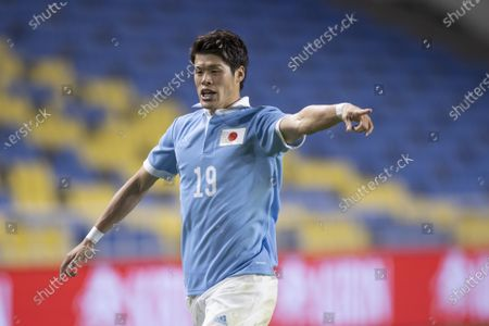 Editorial image of International Friendly Match - Japan 3-0 U-24 Japan, - 05 Jun 2021