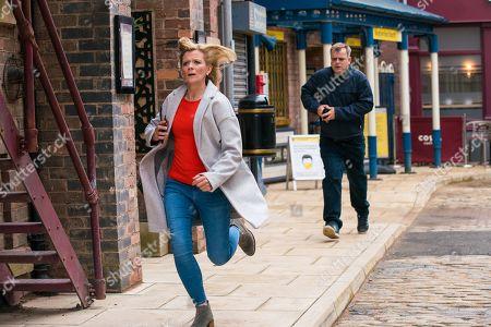 Editorial picture of 'Coronation Street' TV Show, UK - Jun 2021