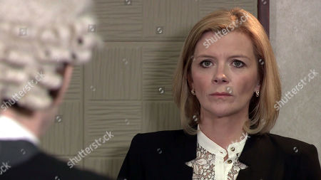 Coronation Street - Ep 10358 & Ep 10359 Wednesday 23rd June 2021 Leanne Battersby, as played by Jane Danson, appears in court, having vowed to tell the truth about Harvey. But when the moment comes, will she look him in the eye and go through with it?