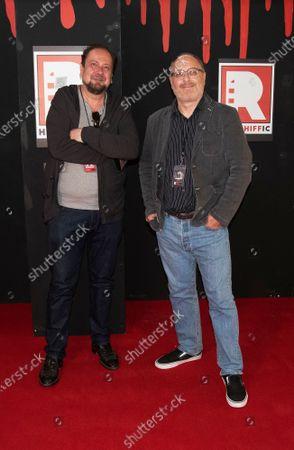 Mark Williams, Ricky Baker