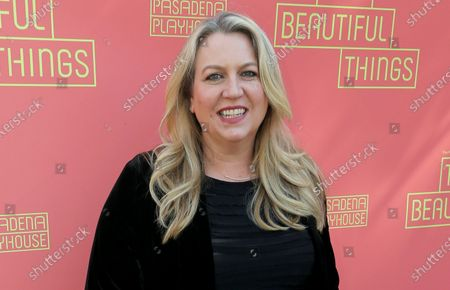"""Stock Image of Cheryl Strayed arrives at the opening night of """"Tiny Beautiful Things"""", in Pasadena, Calif. Strayed, best known for the memoir """"Wild,"""" is among the authors participating in the online writing challenge #1000wordsofsummer"""