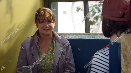 Emmerdale - Ep 9072 & Ep 9073 Monday 14th June 2021 Wendy Posner, as played by Susan Cookson, reluctantly reveals the rest of the story to Victoria Sugden, as played by Isabel Hodgins, she's left utterly stricken as she puts the pieces together. The repercussions of Wendy's honesty leave Vic, Luke Posner and herself devastated. Will they be able to recover from this?