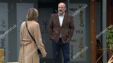 Emmerdale - Ep 9070 Thursday 10th June 2021 - 2nd Ep With Jimmy King, as played by Nick Miles, negotiating privately with Juliette Holliday, as played by Amelia Curtis, re custody, can Nicola fight for her marriage?