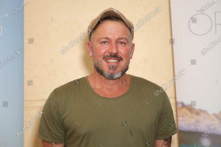 Stock Image of Jason Roberts, Ora King Ambassador