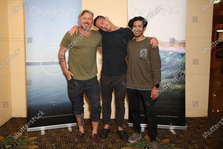 Stock Picture of Jason Roberts, Tom Walton and Viveik Vinoharan