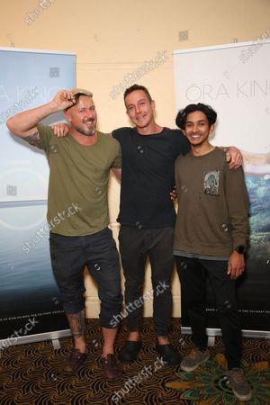 Editorial picture of 'Ora King' documentary screening, Sydney, Australia - 07 Jun 2021