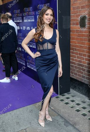 Editorial picture of 'The Show Must Go On!' press night, Palace Theatre, London, UK - 06 Jun 2021