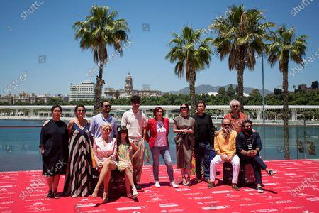 Editorial image of Malaga Film Festival, Spain - 07 Jun 2021