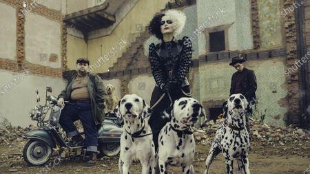 Editorial photo of Cruella - 2021