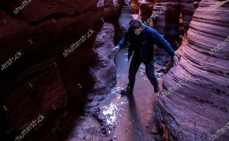 Editorial picture of 647522_TR-SLOT-CANYONS-BRV_BRV, Kanab, Ut, United States - 28 Oct 2020