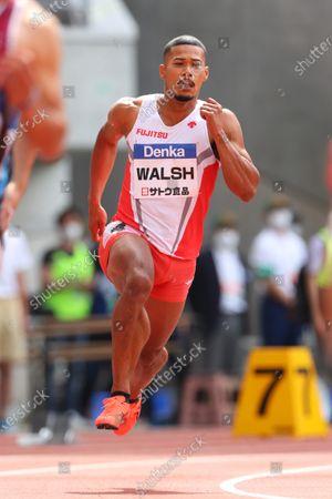 Julian Jrummi Walsh