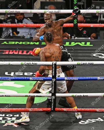 Editorial image of Chad Johnson v Brian Maxwell fight, Hard Rock Stadium, Miami Gardens, Florida. USA - 06 Jun 2021