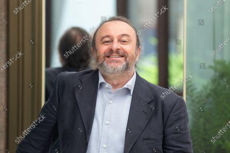 Italian actor Natalino Balasso