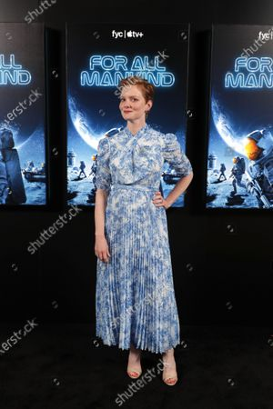 """Editorial photo of """"For All Mankind"""", Apple's FYC Awards Summer Screening Series, The Ford Amphitheater, Los Angeles, CA, USA - 6 Jun 2021"""