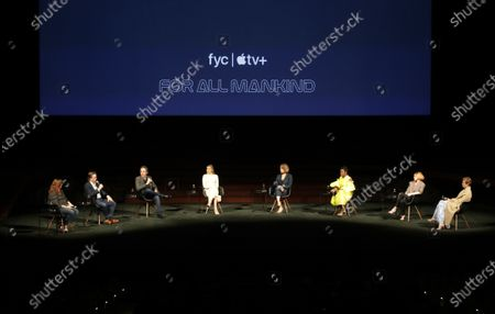 """Editorial picture of """"For All Mankind"""", Apple's FYC Awards Summer Screening Series, The Ford Amphitheater, Los Angeles, CA, USA - 6 Jun 2021"""