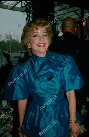 Stock Picture of UNITED STATES - MARCH 18:  Ann Baxter