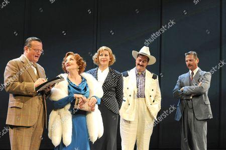 Christopher Howell ( Bert ) Kathryn Evans ( Dorothy ) Louise Plowright ( Maggie ) Steve Fortune ( Abner ) Tim Flavin ( Julian )