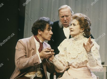Editorial picture of 'The Cherry Orchard' play at the Cottesloe, National Theatre, London, Britain - 1986