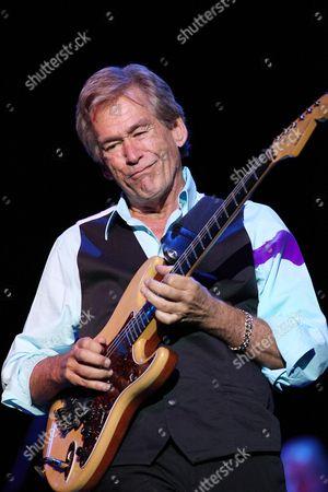 Editorial picture of Bill Champlin in concert, America  - 02 Jul 2010
