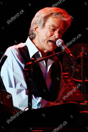 Editorial photo of Bill Champlin in concert, America  - 02 Jul 2010