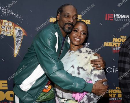 """Editorial image of """"The House Next Door: Meet The Blacks 2"""", Los Angeles, United States - 07 Jun 2021"""