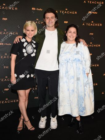 Hannah Fidell, Kate Mara, Nick Robinson
