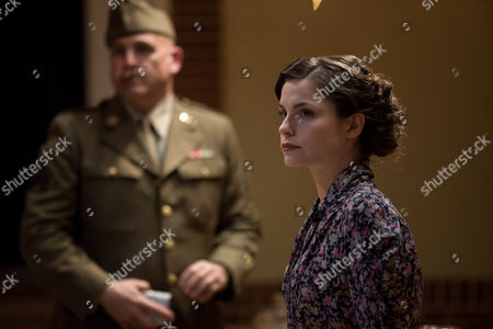 Episode: 'Killing Time' Pictured: John Sharian and  Charlotte Riley as Mandy Dean