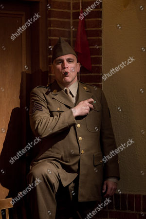 Stock Image of Episode: 'Killing Time' Pictured: John Sharian as Calhoun.