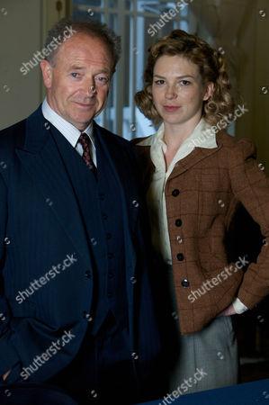 Editorial photo of 'Foyles War'   TV   Series 7