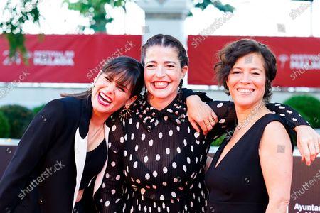 Editorial image of 24th Malaga Spanish Film Festival Red Carpet, Arrivals, Day 3, Spain - 05 Jun 2021