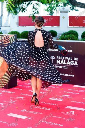 Editorial photo of 24th Malaga Spanish Film Festival Red Carpet, Arrivals, Day 3, Spain - 05 Jun 2021