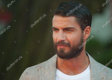 Stock Photo of Spanish actor Maxi Iglesias