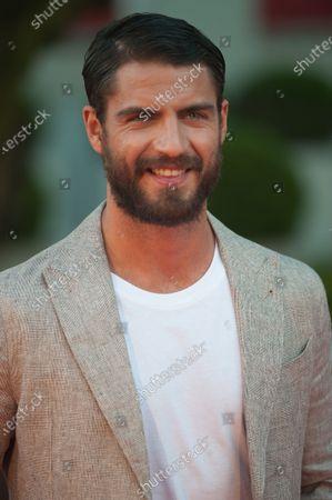Spanish actor Maxi Iglesias