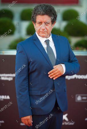 Spanish actor Pedro Casablanc