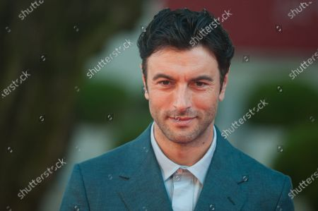 Spanish actor Javier Rey