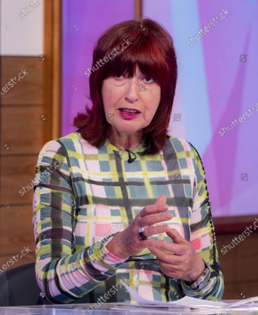 Stock Picture of Janet Street-Porter