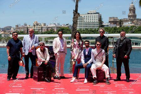 Editorial photo of Malaga Film Festival, Spain - 08 Jun 2021