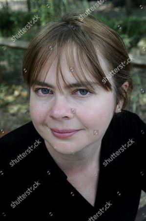 Editorial image of Imogen Robertson, Britain - Jun 2010