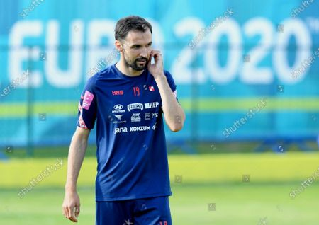Editorial picture of Football Euro 2021: Training of the Croatian national football team, Rovinj, Croatia - 07 Jun 2021
