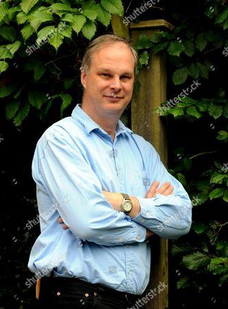 Stock Photo of Michael Ridpath