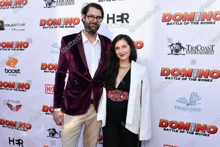 Editorial picture of 'Domino: Battle of the Bones' film premiere, Los Angeles, California, USA - 09 Jun 2021