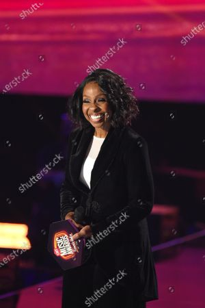 Stock Picture of Gladys Knight