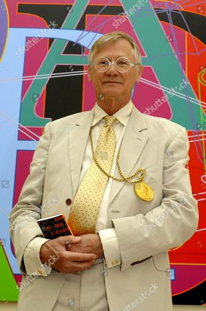 Sir Nicholas Grimshaw, the President of the Royal Acadamy