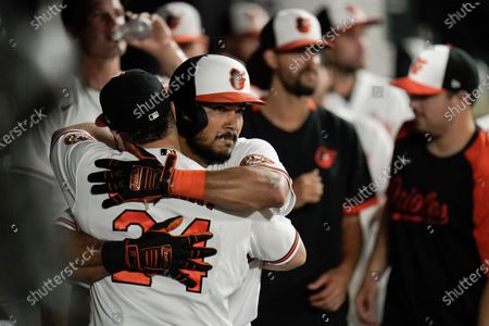 Editorial photo of Mets Orioles Baseball, Baltimore, United States - 08 Jun 2021