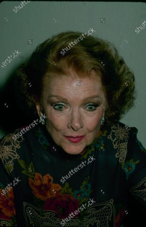 Stock Photo of UNITED STATES - MARCH 18:  Myrna Loy
